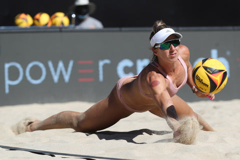 Traci Callahan Beach Volleyball