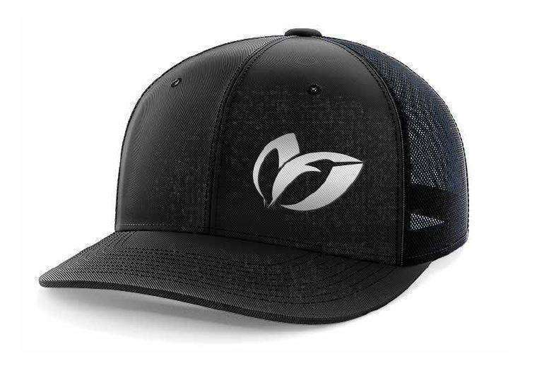 Muscle Feast Snapback Hat - Black