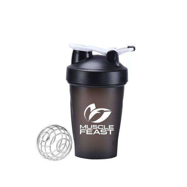 Muscle Feast Shaker Bottle - 12 ounces