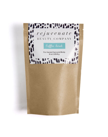 Face & Body Coffee Scrub