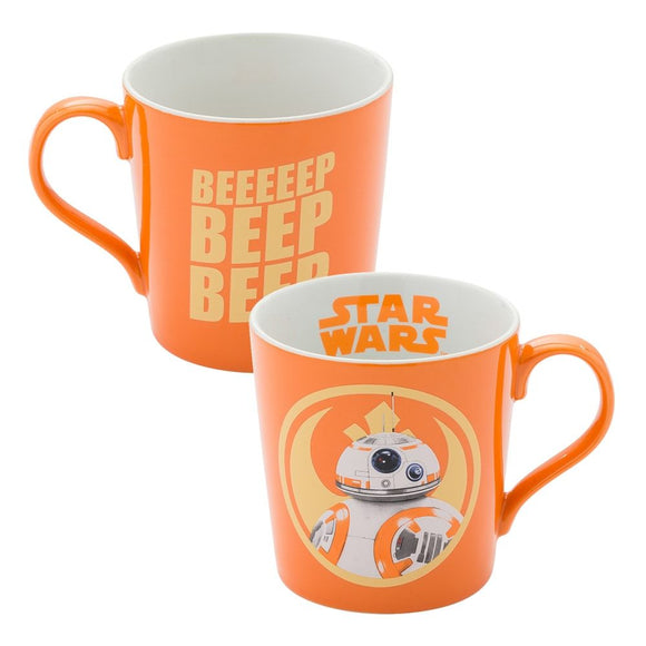 Star Wars Episode VII BB-8 Orange Ceramic Mug