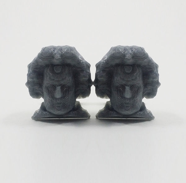 Beethoven Bust Cufflinks
