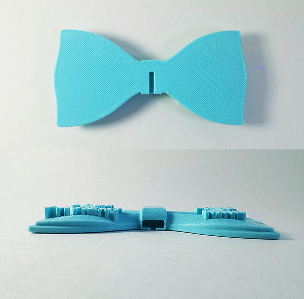'Love is Patient Love is Kind' Bowtie