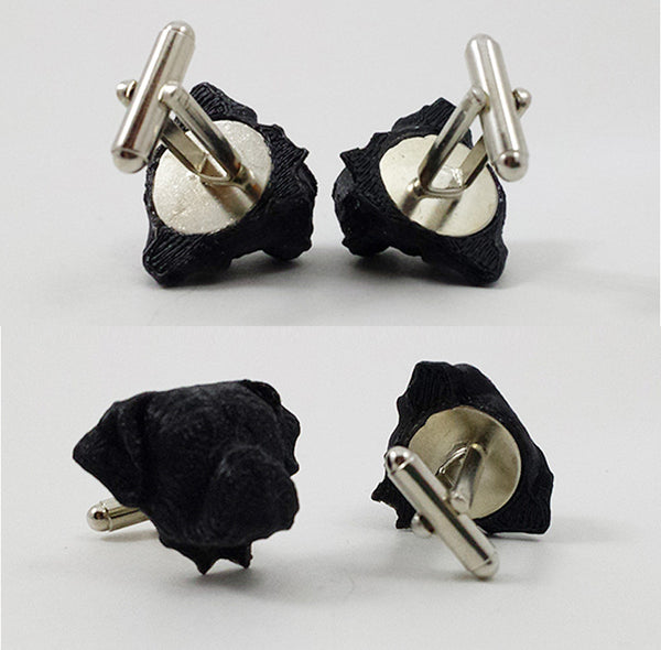 Bulldog Head Cufflinks