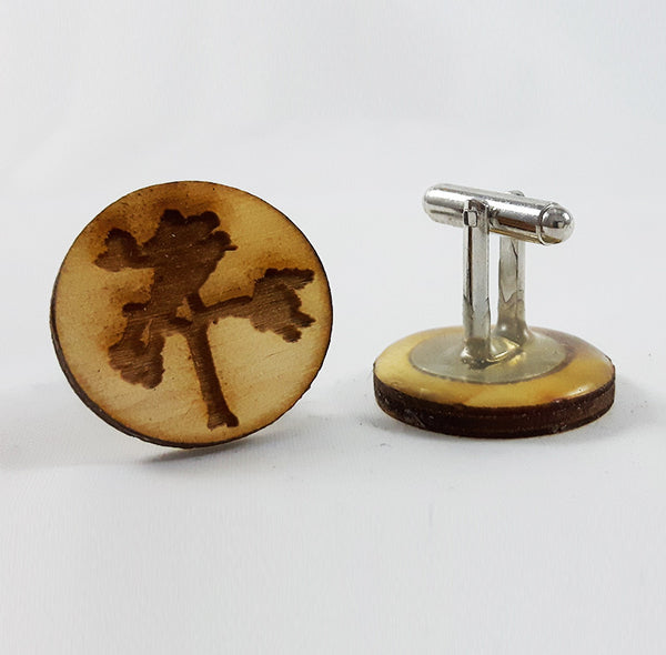 Joshua Tree Cufflinks (U2)