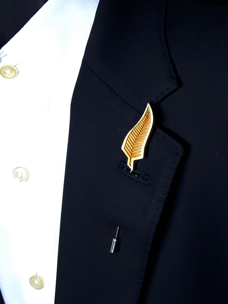 Fern Wood Lapel