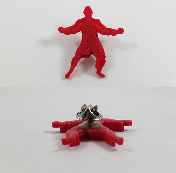 Martial Art Pin