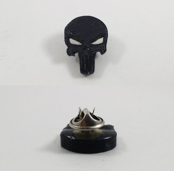 The Punisher Pin