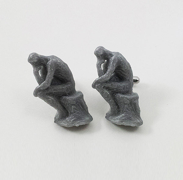 The Thinker Cufflinks