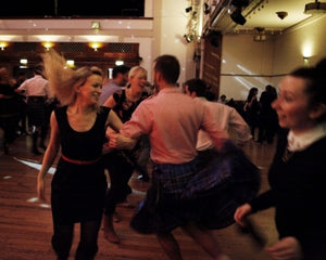 Where can I find a Scottish Ceilidh in London?