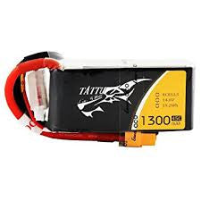 Tattu 1300mah 4s  75c Battery