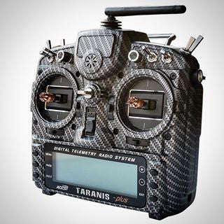 FrSky 2017 New Taranis X9D Plus SPECIAL EDITION with M9 Hall Sensor Gimbal & Eva Case