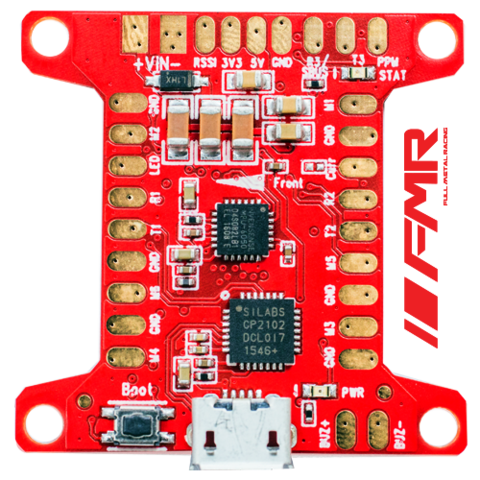 Full Metal Racing Kakute F3 Flight Controller V1.0