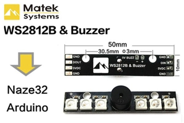 LED Strip - with Buzzer