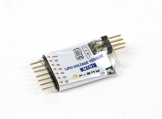 FrSky MLVSS LiPo Voltage Sensor for Smart Port