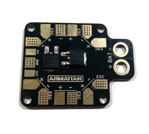 Armattan Mini PDB V3 with 5v and 12v Regs