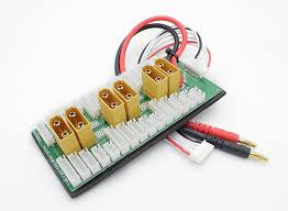 Parallel Charging Board - 6 Slot