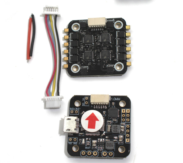 Micro F3 Flight Controller with OSD Plus 4 in 1 ESC