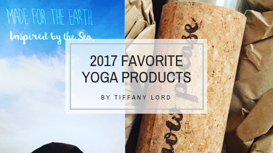 Tiffany's Faves - Yoga Lifestyle Products