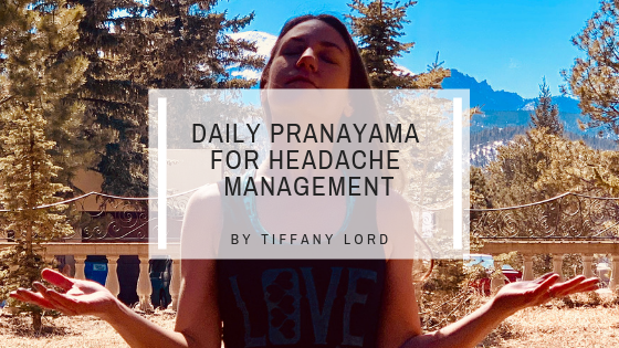 Daily Breathing Technique to Help Manage Headaches