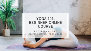 Yoga 101: Online Course for Beginner Power Yoga, Meditation and Breathing