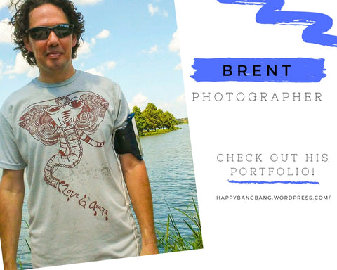 Brent photographer Love & Asana