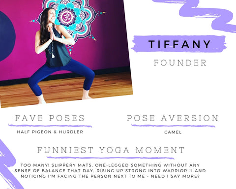 Meet Tiffany, Founder & Owner Love & Asana