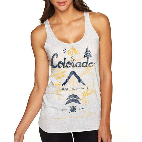 Colorado Love Long Tank