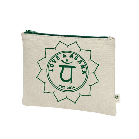 Varsity Hemp Travel Pouch