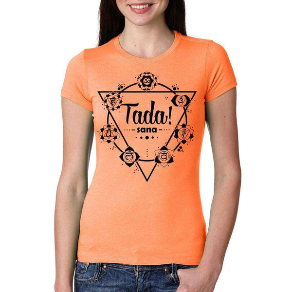 TADAsana Short Sleeve Shirt FINAL SALE
