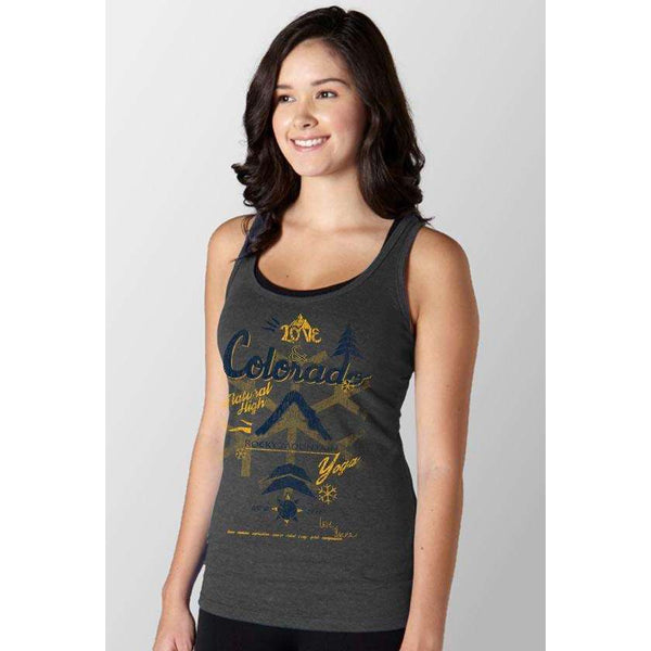 Colorado Love Racerback Tank FINAL SALE