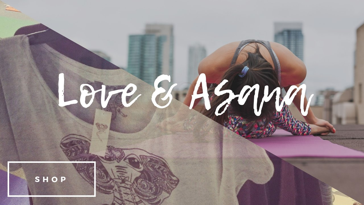 Love & Asana yoga apparel best sellers