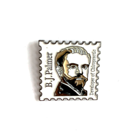 BJ Palmer - Lapel Pin
