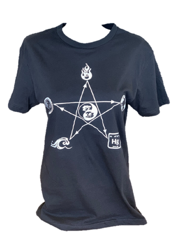 Chinese Element Wheel - Shirt
