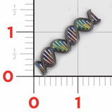 DNA - Lapel Pin