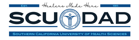 SCU Dad - Bumper Sticker