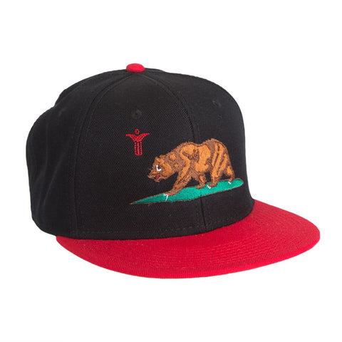 Hat - Cali Bear - Black