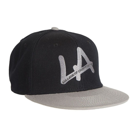 Hat - LACC Graffiti - black/silver