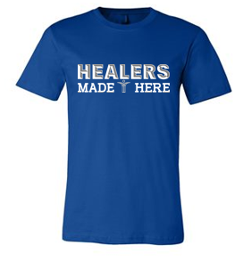 T-shirt - Healers Made Here