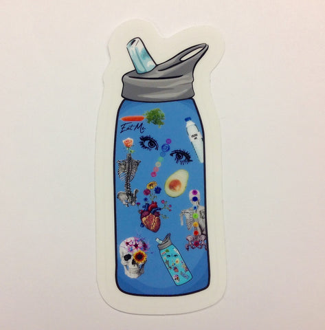 Hydro Bottle - Sticker