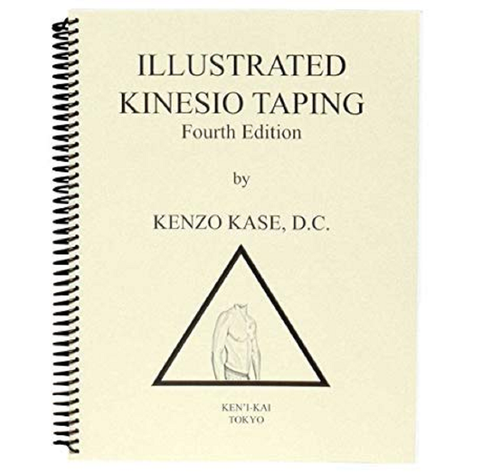 Illustrated Kinesio Taping Method - Text book