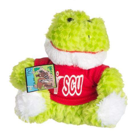 SCU Froggy Stuffed Toy