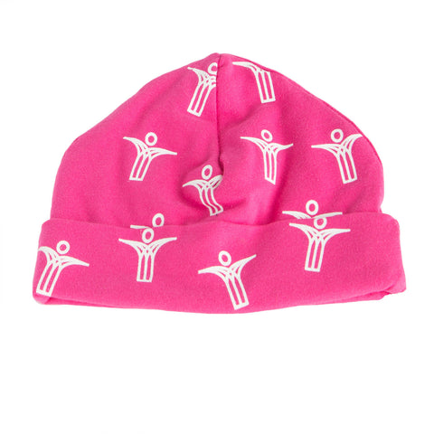 SCU Infant Cap Pink