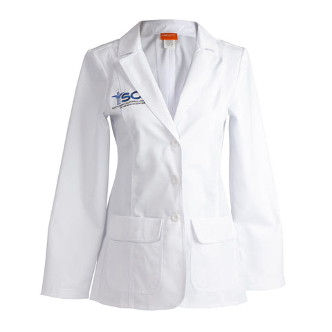 SCU Women's Labcoat