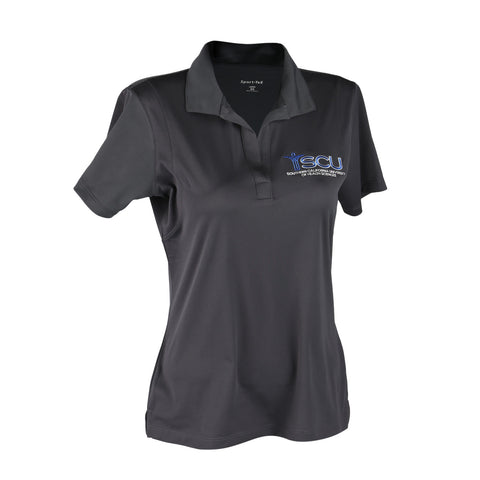 SCU Grey Polo