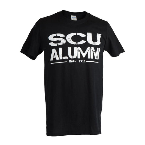 T-shirt - SCU Alumni - Black