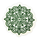 SCU Mandala Sticker