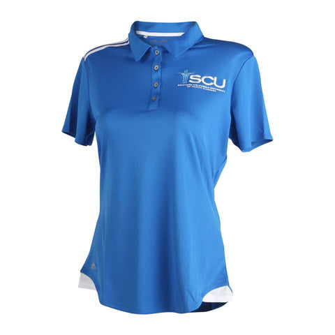 Adidas fitted SCU Polo Golf