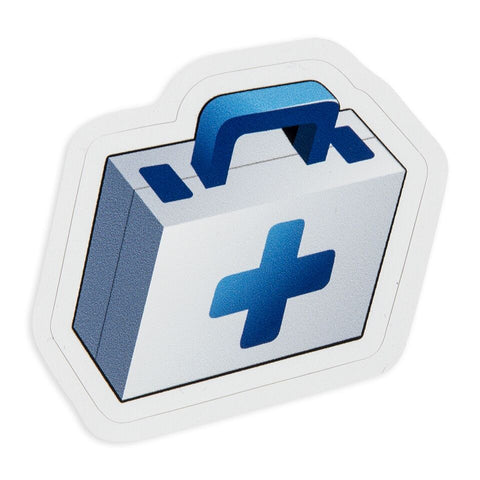 SCU Med Bag Sticker