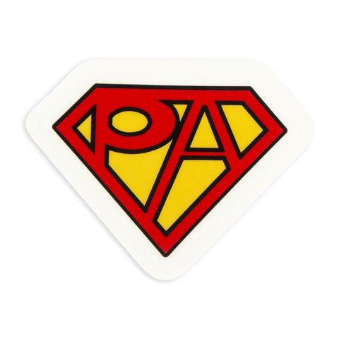 Super PA Sticker